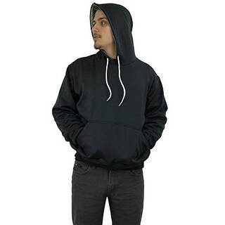 Athletic Mens Comfort Fleece Pullover Hooded Sweatshirt HD1 (5 options available)