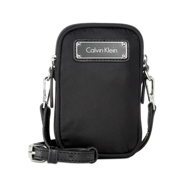55f70beee8 Shop Calvin Klein Womens Crossbody Handbag Camera Mini - small - Free  Shipping On Orders Over $45 - Overstock - 22165888