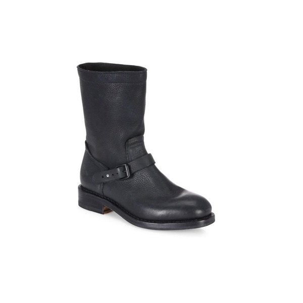 Rag & Bone Oliver Black Leather Boots