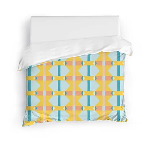 SORRENTO Duvet Cover by Kavka Designs
