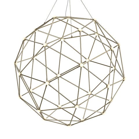 Sonneman Constellation Hedron LED Pendant