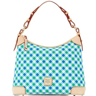 Dooney & Bourke Elsie Collection Hobo (Introduced by Dooney & Bourke at $228 in Apr 2016) - Blue Green