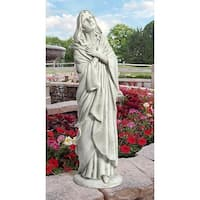 Design Toscano Blessed Mother of the Heavens Immaculate Conception Mary Statue