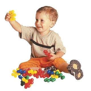 Childcraft Toddler Manipulatives Star Builders, Set of 30