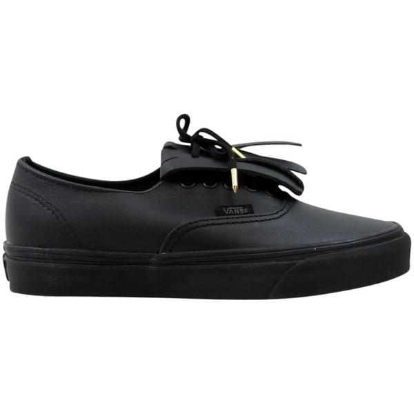 black vans on sale