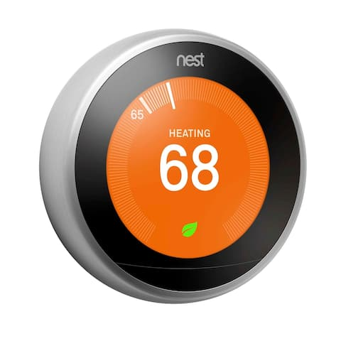 Google Nest T30 Nest Learning Thermostat - 3rd Generation