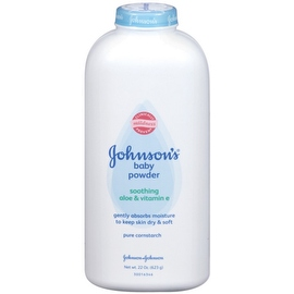 JOHNSON'S Pure Cornstarch Baby Powder 22 oz (4 options available)
