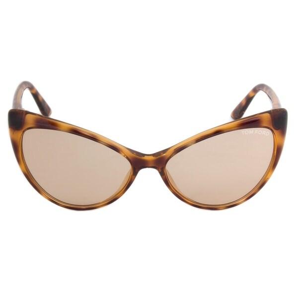 48a3a35050 Shop Tom Ford Anastasia Sunglasses FT0303 52J