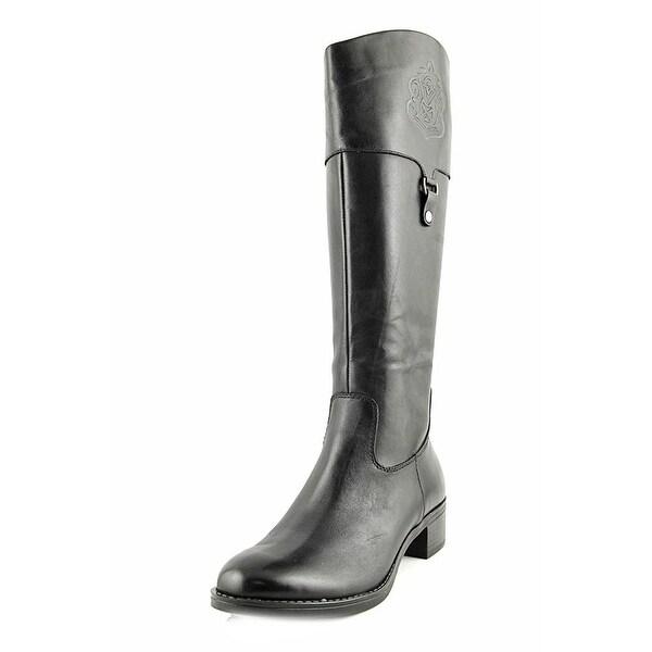 Franco Sarto Womens CLARITY Closed Toe Mid-Calf Riding Boots