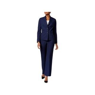Le Suit Womens Pant Suit 2PC Work Wear