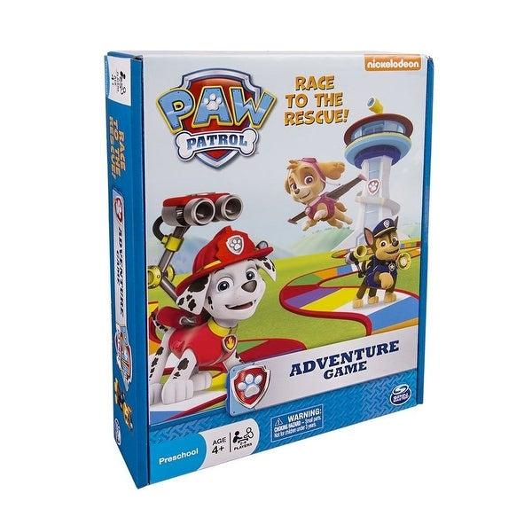 Paw Patrol Adventure Board Game - multi