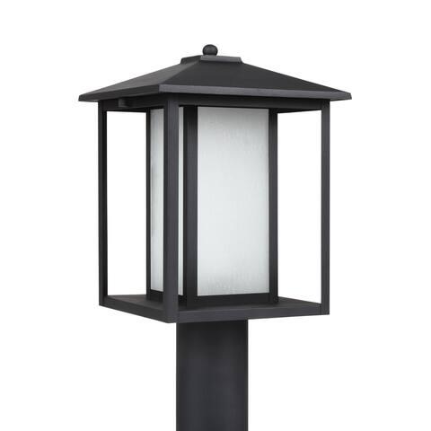 Sea Gull Hunnington 1-light Outdoor Post Lantern