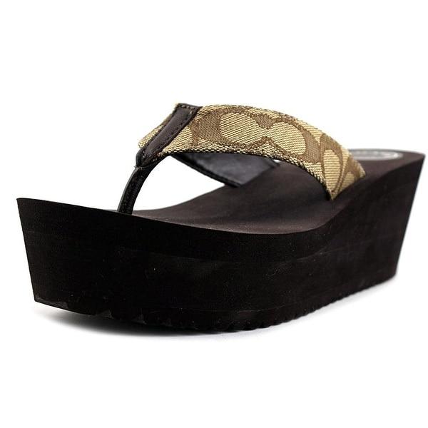 430e8b3c8 Shop Coach Womens Jen Open Toe Special Occasion Platform Sandals ...