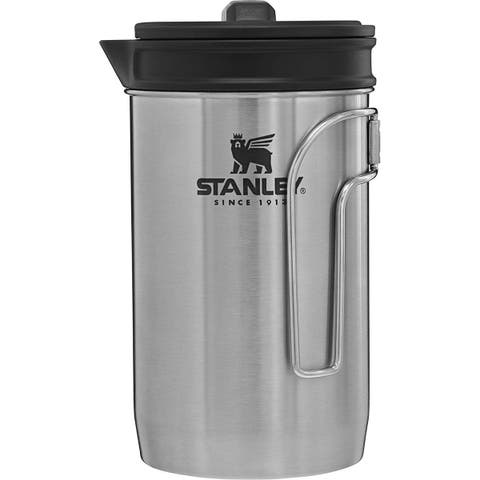 Stanley Adventure 32 oz. All-In-One Boil and Brew French Press Coffee Pot - 32 oz.