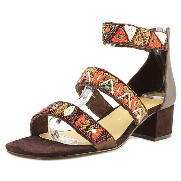 Chinese Laundry Mandala Women Brown Sandals
