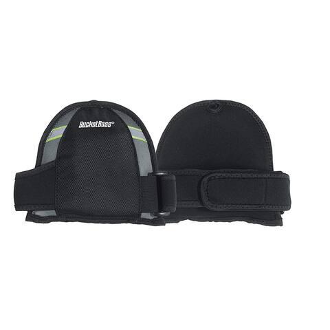 Bucket Boss GX4 GelFoam MegaSoft Knee Pad with Neoprene Strap & Buckle Closure