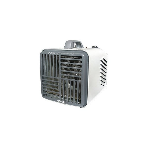 Optimus OPSH3001M Optimus H-3001 Mini Compact Utility Heater with Thermostat
