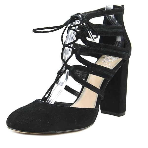VC John Camuto Shavona Women Black Sandals