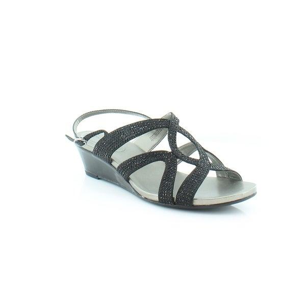 Bandolino Gomeisa Women's Sandals & Flip Flops Black