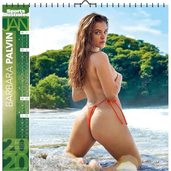 Shop Calendar Ink 2020 Si Swimsuit 2020 Wall Calendar And Planner Bundle Overstock 29451094