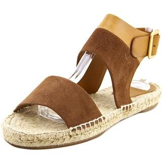 Chloe Lindsey Open Toe Leather Gladiator Sandal