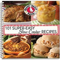 101 Super Easy Slow Cooker Recipes-