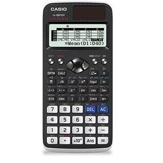 Casio Fx991ex Engineering/Scientific Calculator With 192 X 63 Display Black