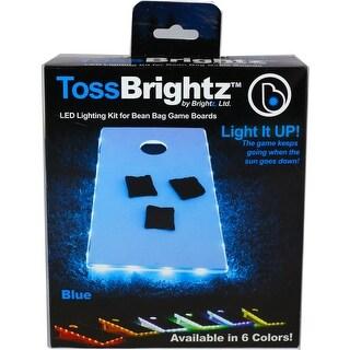 Brightz, Ltd. A5434 Wheelbrightz Bag Game LED Lighting Kit, Blue