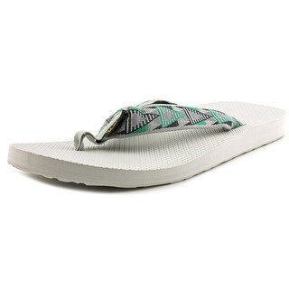 Teva Classic Flip Open Toe Canvas Flip Flop Sandal