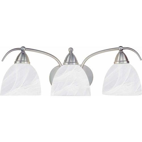 "Volume Lighting V2613 Kora 3 Light 22.75"" Width Bathroom Vanity Light"