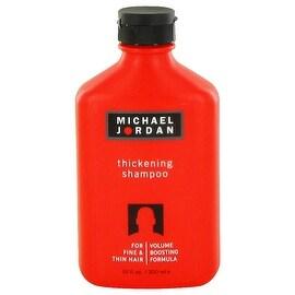 MICHAEL JORDAN by Michael Jordan Thickening Shampoo for Fine & Thin Hair 10 oz - Men