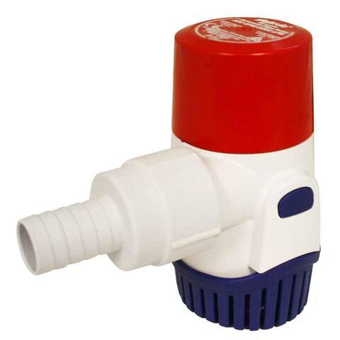 Rule 800 Gph Electronic Sensing 12V Bilge Pump - 20SA