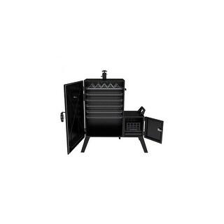"Dyna-Glo DGO1890BDC-D 43"" Wide Freestanding Charcoal Smoker"