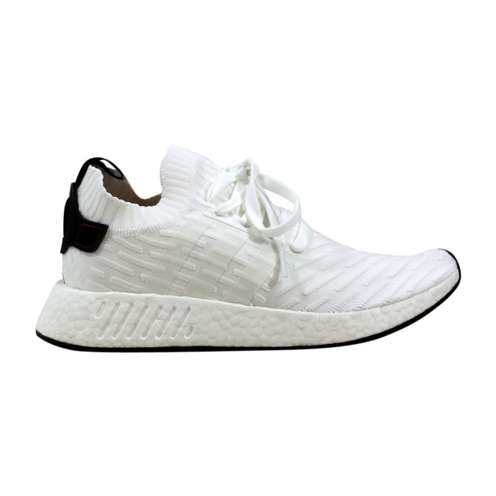 the best attitude 920c7 ef17c Adidas Men's NMD R2 Primeknit White/Black BY3015
