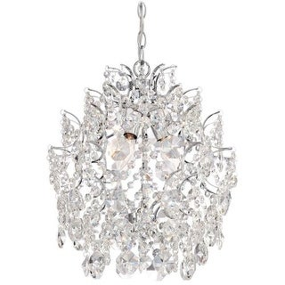 Minka Lavery 3150-77 3 Light Single Tier Chandelier from the Mini Chandeliers Collection