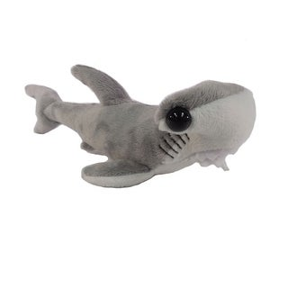 "Wishpets Unisex-Child Hammerhead Plush Toy 13"" Gray"