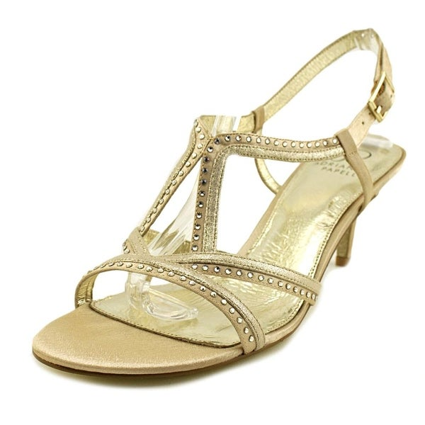 Adrianna Papell Agatha Women Open Toe Synthetic Sandals