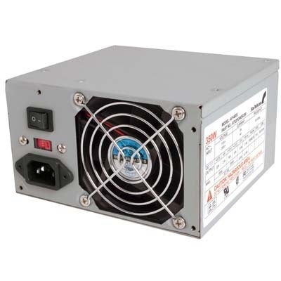 Startech 350 Watt Atx12v 2.01 Computer Pc Power Supply With 20 & 24 Pin Connector Atx 350 Atx2power350