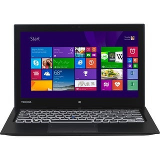 "Toshiba Portege Z20t-B2110 12.5"" Touchscreen LCD 2 in 1 Ultrabook (Refurbished)"