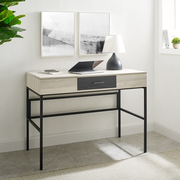 Carson Carrington 42-inch Lift Top Storage Desk. Opens flyout.
