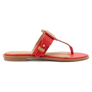 Calvin Klein Women's Ula Toe Ring Sandal