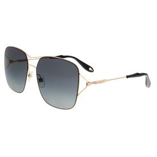 Givenchy GV7004/S DDB HD Gold Copper Square Sunglasses - no size