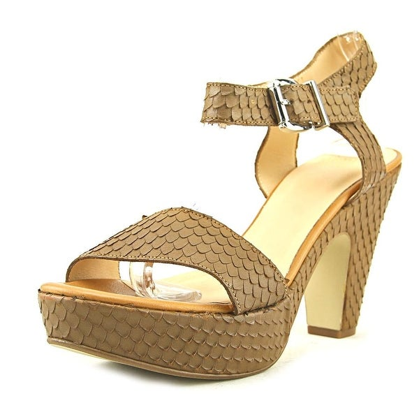 Summit White Mountain Abrianna Women Cognac Sandals