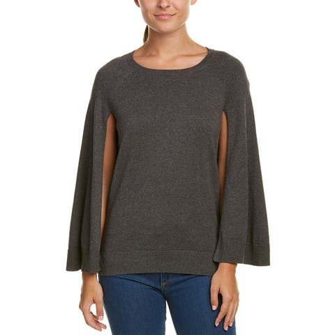 Trina Turk Fern Dell Sweater - Charcoal