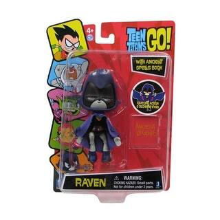 "Teen Titans Go! 5"" Action Figure: Raven