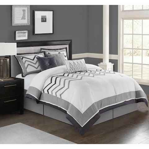 Grand Avenue Lana 7-Piece Comforter Set