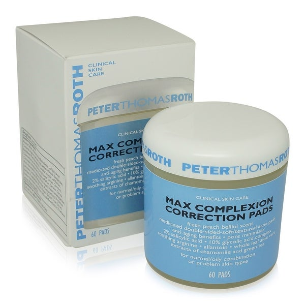 Peter Thomas Roth Max Complexion Correction Pads (60 Pads)