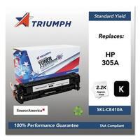 Triumph Remanufactured 305A Toner Cartridge - Black Toner Cartridge