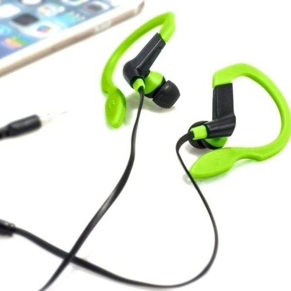 67aa6b33b84 Shop Pair of Bytech Stereo Earbuds with Mic - Free Shipping On ...