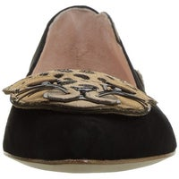 699ee193267e Shop Kate Spade New York Womens S1120019NAP Suede Low Top Slip On ...